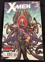X-men #31 Marvel Comics Brian Wood 2012
