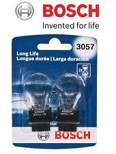Turn Signal Light Bulbs Twin Pack 3057 Bosch For Buick Chevrolet Chrysler Dodge