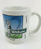Wilson Golf Outing Coffee Mug By Linyi  Golfing Golf PGA Putting Putter