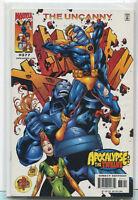 The Uncanny X- Men -Apocalypse: The Twelve #377  NM  Marvel Comics CBX1B