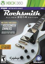 Rocksmith 2014 Edition Xbox 360 Game - No Cable