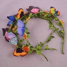 1*Three Butterfly Baby Girl Toddler Headband Hair Band Headwear Accessories Hot