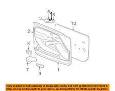 GM OEM Front Door-Window Switch 15883320