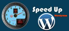 Acelera tus Wordpress sitio web rank mayor conseguir más tráfico y los clientes