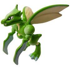 Pokemon Scyther TOMY Mini Figure CGTSJ Green Mantis Vintage Hasbro Auldey 1998