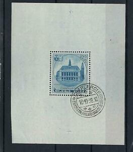 [LK15301] Belgium N°BL6A Architecture USED COB € 75,00 2ND