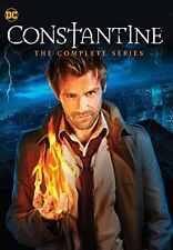Constantine: Complete Series (3 Discs 2014) - Matt Ryan, Angelica Celaya