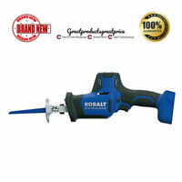 Reciprocating Saw 24 Volt Max Variable Speed Brushless Cordless Lightweight Tool