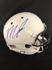 Micah Parsons Autographed Signed Penn State Speed PSU F/S Helmet - Fanatics