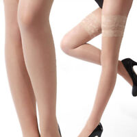 Womens Top Lace Thigh-Highs Stockings Socks Lace Stockings Sexy Lingerie Socks