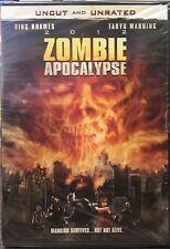 2012 Zombie Apocalypse (DVD, 2013) NEW SEALED
