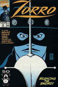 Zorro (Marvel) #12 FN; Marvel | save on shipping - details inside
