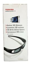 Toshiba 3D Glasses FPT-AG02 Cinema 3D New + Free Post