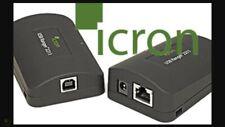 icron USB 2.0 Ranger 2211 Single Port CAT 5e 100 Meter Extender - New - 58B