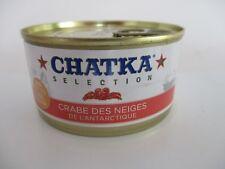 Chatka Selektion Schneekrabbe 30 % Beinfleisch 70 % Körperfleisch 180 g/110 g