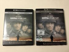 Saving Private Ryan [4K Ultra Hd Uhd Blu-ray, Special Features Blu-ray]