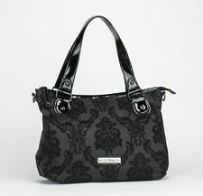 Gg Rose By Rock Rebel Day Bag Midnight Black With Additional Strap Handbag Purse