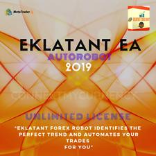 Eklatant EA Robot System 2019 MT4 Trading System / Strategy + Lifetime License