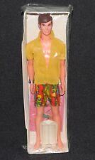 Barbie #1589 1970 Ken Red, White, n Wild Gift Set Series NRFB Good Lookin'