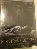 DVD  MIENTRAS DUERMES (nueva precintada)CON LUIS TOSAR