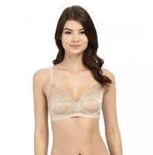 3d6b99170b140 New Natori 734131 Covet Convertible Cafe Nude Seamless Underwire Bra 32DDD   62