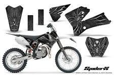 KTM SX85 SX105 2006-2012 GRAPHICS KIT CREATORX DECALS SPIDERX S