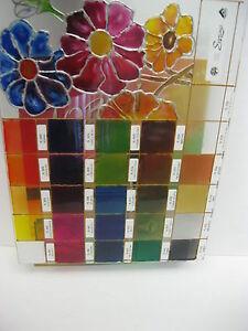 Ferrario Glass Paint Deco Glass Transparent Paint Water base 50ml ch/your color