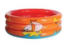 Giochi preziosi piscina barbapapa x bambini gonfiabile 16 mesi ø 100 cm nuovo