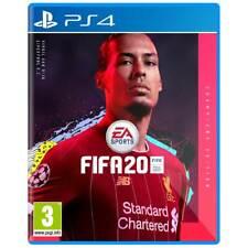 FIFA 20 Game Cover For PS4 Cover Art Box Art Disc Case, Van Dijk Liverpool