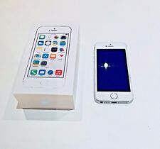 Apple Iphone 5s - 64 GB-Plateado (Desbloqueado) Teléfono Inteligente