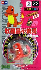 Auldey Tomy Pokemon #22 CHARMANDER Mini Figure Pocket Monsters 1998 Vintage NIP