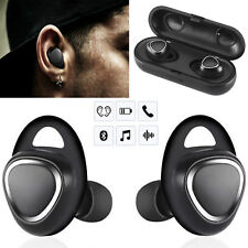 Twins In Ear Wireless Earbuds Bluetooth Headset Stereo Headphones for Samsung LG