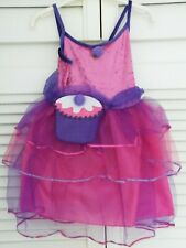 """FAIRY"" Pink & Lilac Dress & Cupcake Bag  Costume - Age 2/3yrs- BNWT"