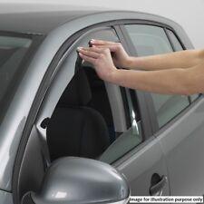 Set Of 2 Wind Deflectors IN-CHANNEL Type Compatible with VOLKSWAGEN CADDY VW window deflectors type 2K 2003 2004 2005 2006 2007 2008 2009 2010 2011 2012 2013 2014 2015 Acrylic Glass Side Visors