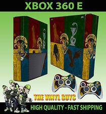 XBOX 360 e poudlard maisons logo harry potter draco autocollant peau & 2 pad peau
