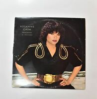 Vinyl Music Record Rosanne Cash Somewhere in the stars used record
