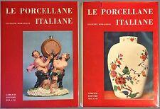 MORAZZONI - LE PORCELLANE ITALIANE