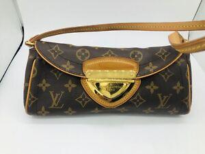 Louis Vuitton Beverly Clutch Bag