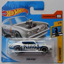 HOT WHEELS 2018 KING KUDA 362/365 FKB09 CHECKMATE 1/9 NEW