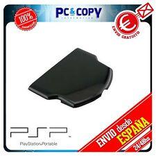 R146 TAPA COVER CARCASA BATERIA REPUESTO PSP 2000 3000 SLIM NEGRO PSP2004 PSP300