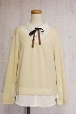 axes femme Sweaters Japanese Fashion  Kawaii Sweet Lolita Dreamy 9