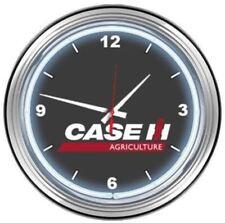 Case IH Neon Clock