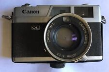 Canon Canonet QL17 Rangefinder w/40mm f/1.7 Lens! Take Pride to own this beauty!