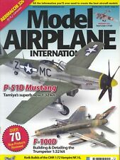 Model Airplane International Issue 75 October 2011 P-51D Mustang