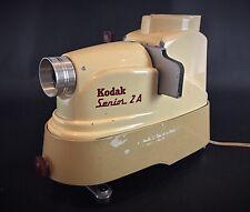 Ancien projecteur diapositives Kodak senior 2A - P
