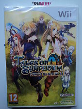 TALES OF SYMPHONIA  Dawn of the new world      ¡NUEVO Y PRECINTADO!