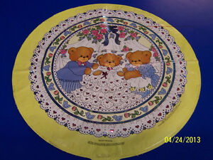 """RARE Lucy Riggs Christening Baptism Party Decoration Foil 18"""" Mylar Balloon"""