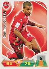 MATTHIEU DOSSEVI VALENCIENNES.FC TRADING CARDS ADRENALYN PANINI FOOT 2013