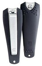 Twin Boîte Coupe-ongle de pied 9 cm, pédicure Agrafe n° 42423-001, acier inox