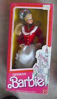 Vintage 1986 German Germany Barbie Doll NIB #3188